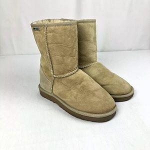 EMU Ridge Boots Sherpa lined 7